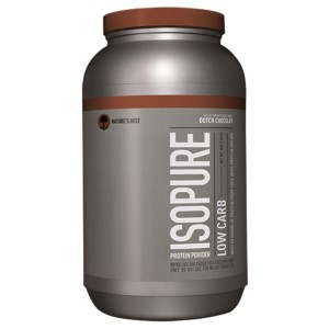 Isopure Low Carb Whey Protein Isolate - 1.3kg