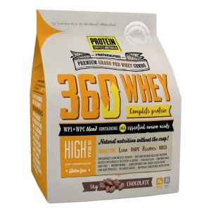 Protein Supplies 360 Whey - 1kg