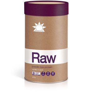 Amazonia Raw Purple Rice Protein - 450g