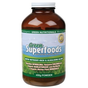 Green Nutritionals Green Superfoods - 450g