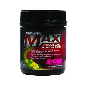 Endura Max - Magnesium Muscle Support and Recovery 260g
