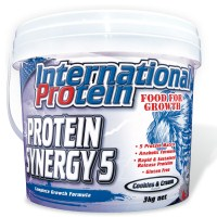 International Protein Synergy 5 - Staged Release Protein Blend 3kg