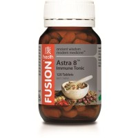 Fusion Health Astra 8 Immune Tonic 120 Tablets