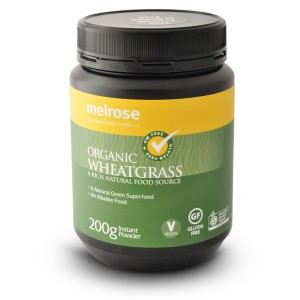 Melrose Organic Wheat Grass Powder - 200g