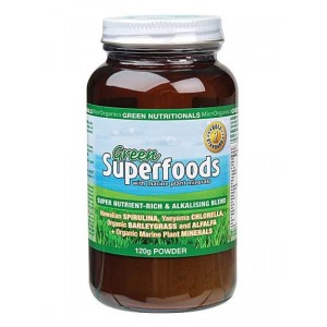 Green Nutritionals Green Superfoods - 120g