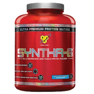 BSN Syntha-6 Ultra-Premium Protein Powder - 2.2kg