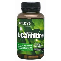 Horleys Acetyl L-Carnitine Fat Metaboliser