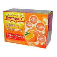 Emergen-C 1000mg Vitamin C Multi-Vitamin - 30 Packets