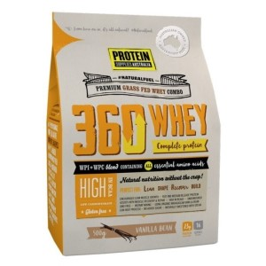 Protein Supplies 360 Whey - 500g