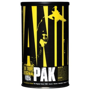 Universal Nutrition Animal Pak - Bodybuilding Multi-Vitamin & Minerals - 44 Packs