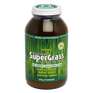 Green Nutritionals Supergrass Powder - 200g