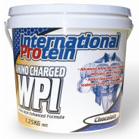International Protein Amino Charged WPI 1.25kg