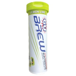 GU Sports Brew Electrolyte - 12 Tablets