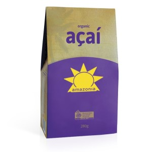 Amazonia Acai Berry Powder - 280g