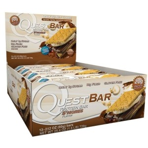 Quest Bar Natural Protein Bar - Box of 12