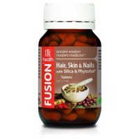Fusion Health Hair, Skin & Nails Nutrients - 60 Tablets