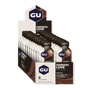 GU Energy Gels - Box of 24