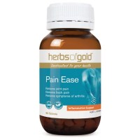 Herbs of Gold Pain-Ease Herbal Anti-Inflammatory - 60 Tablets