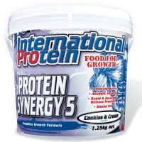 International Protein Protein Synergy 5 - Staged Release Protein Blend 1.25kg