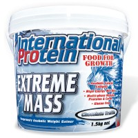 International Protein Extreme Mass Anabolic Weight Gainer 1.5kg