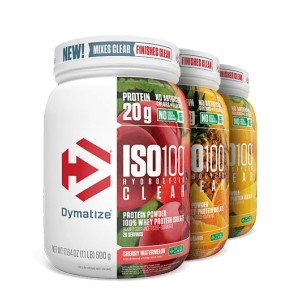 Dymatize ISO100 Hydrolyzed Clear Whey Protein Isolate - 500g