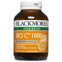 Blackmores Bio C 100mg Cold Relief - 150 Tablets