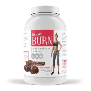 Maxine's Burn Thermogenic Protein Shake Powder 1.25kg