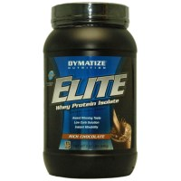 Dymatize Elite Whey Protein Isolate 920g