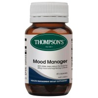 Thompsons Mood Manager - 60 Capsules