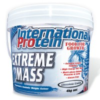 International Protein Extreme Mass Anabolic Weight Gainer 4kg