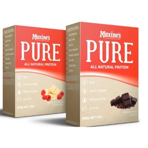 Maxines Pure All Natural Protein - 908g - 36 Serves