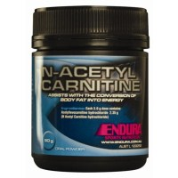 Endura N-Acetyl Carnitine Fat Burning Formula 90g