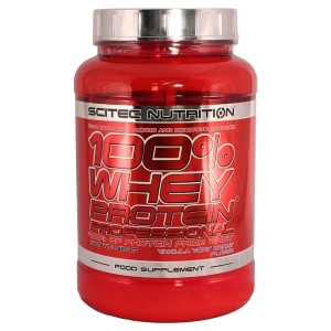 Scitec Nutrition 100% Whey Protein Professional - 920g - 30 Servings