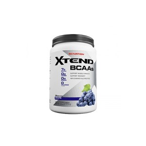 Scivation Xtend BCAAs - Build Muscle Burn Fat Recover Faster - 90 Serves