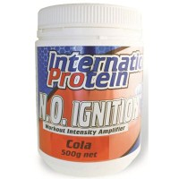 Internatonal Protein N.O. Ignition Pre-Workout Formula - 500g - 40 Servings