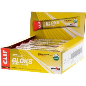 Clif Shot Bloks Energy Chews - Box of 18 x 60g