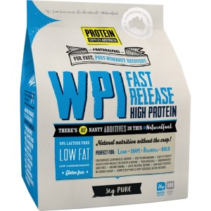 Protein Supplies WPI - 3kg