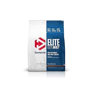 Dymatize Elite Whey Protein Isolate 4.5kg