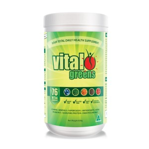 Vital Greens Phyto-Nutrient Superfood 600g