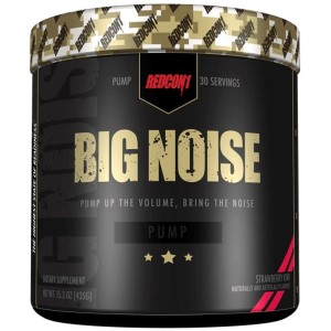 Redcon1 Big Noise Pre-Workout Formula - 30 Serves