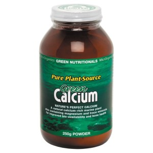 Green Nutritionals Green Calcium: Pure Plant Source - 250g