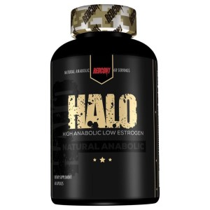 Redcon1 Halo - Natural Anabolic Supplement - 60 Caps